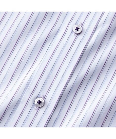 ワイシャツ・カッターシャツ|a.V.V形態安定長袖デザインワイシャツ(ボタンダウン)_大きいサイズメンズ_5L__ニッセン_nissen