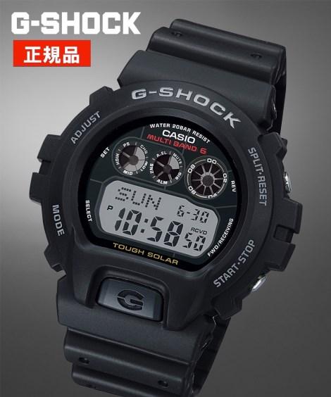 アクセサリー・腕時計 CASIO G-SHOCK GW-6900-1JF ニッセン nissen