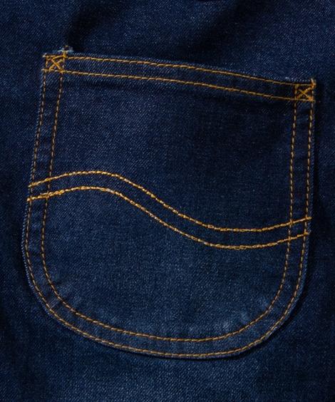 5358ec83c3b68 楽天市場 ボトムス BUDDY LEE デニムジャンパースカート 女の子 子供服 ...