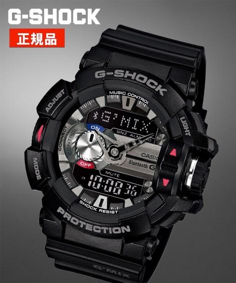 ニッセン アクセサリー・腕時計 CASIO G-SHOCK GBA-400-1AJF nissen