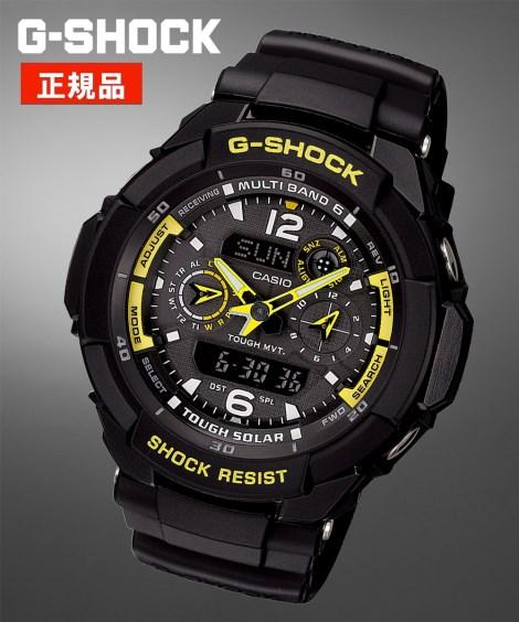 ニッセン アクセサリー・腕時計 CASIO G-SHOCK GW-3500B-1AJF nissen