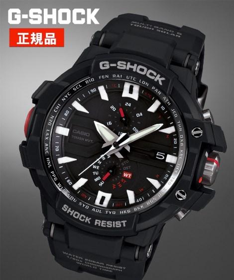 ニッセン アクセサリー・腕時計 CASIO G-SHOCK GW-A1000-1AJF nissen
