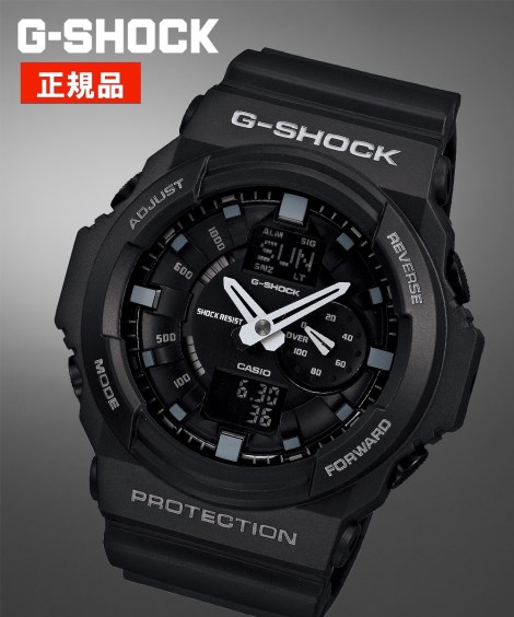 アクセサリー・腕時計 CASIO G-SHOCK GA-150-1AJF ニッセン nissen