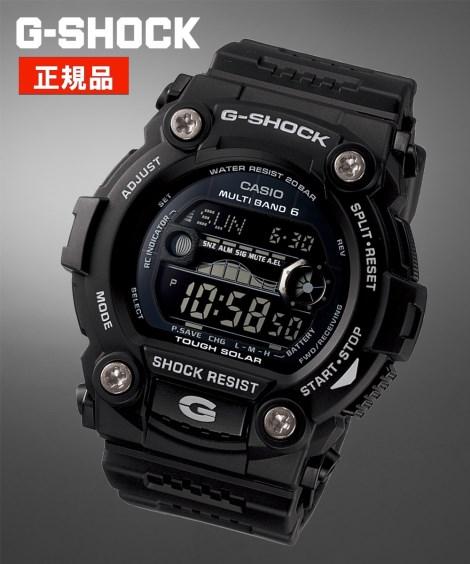ニッセン アクセサリー・腕時計 CASIO G-SHOCK GW-7900B-1JF nissen