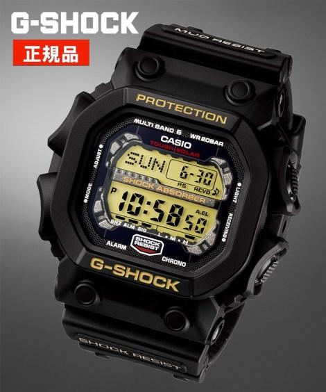 アクセサリー・腕時計 CASIO G-SHOCK GXW-56-1BJF ニッセン nissen