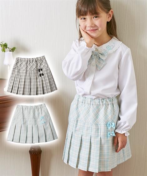 2487ef7974098 楽天市場 アウター キッズ 卒園式・入学式 プリーツパンツインスカート ...