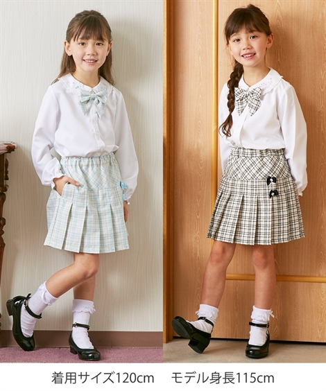 8317d8eaf13a3 楽天市場 アウター キッズ 卒園式・入学式 プリーツパンツインスカート ...