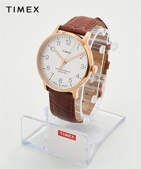 腕時計 メンズ TIMEX タイメックス ウォーターベリー クラシック 36mm TW2R72500 ワンカラー ニッセン