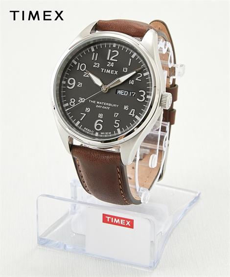 腕時計 メンズ TIMEX タイメックス ウォーターベリー トラディショナル TW2R89000 ワンカラー ニッセン
