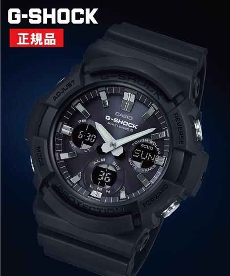 カシオ(CASIO) G-SHOCK 腕時計 GAW-100B-1AJF ニッセン 【brand】 【送料無料】