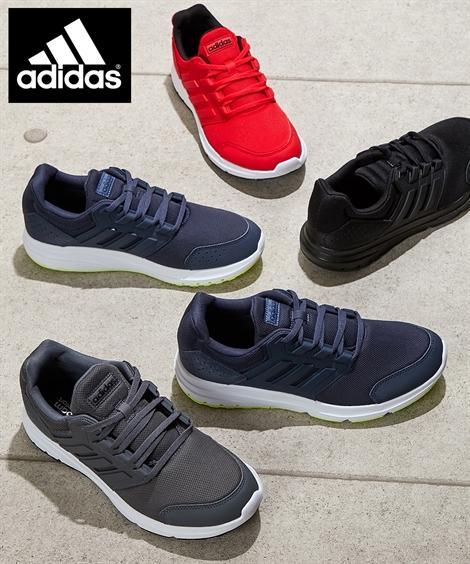 アディダス(adidas) GLX4 M 24.5cm-30cm スニーカー シューズ 靴 ニッセン 【19夏新入荷】 【brand】 【送料無料】