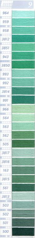 刺しゅう糸 Mouline Special 25 art117 その9 DMC刺繍糸25番糸 感謝価格 春の新作続々