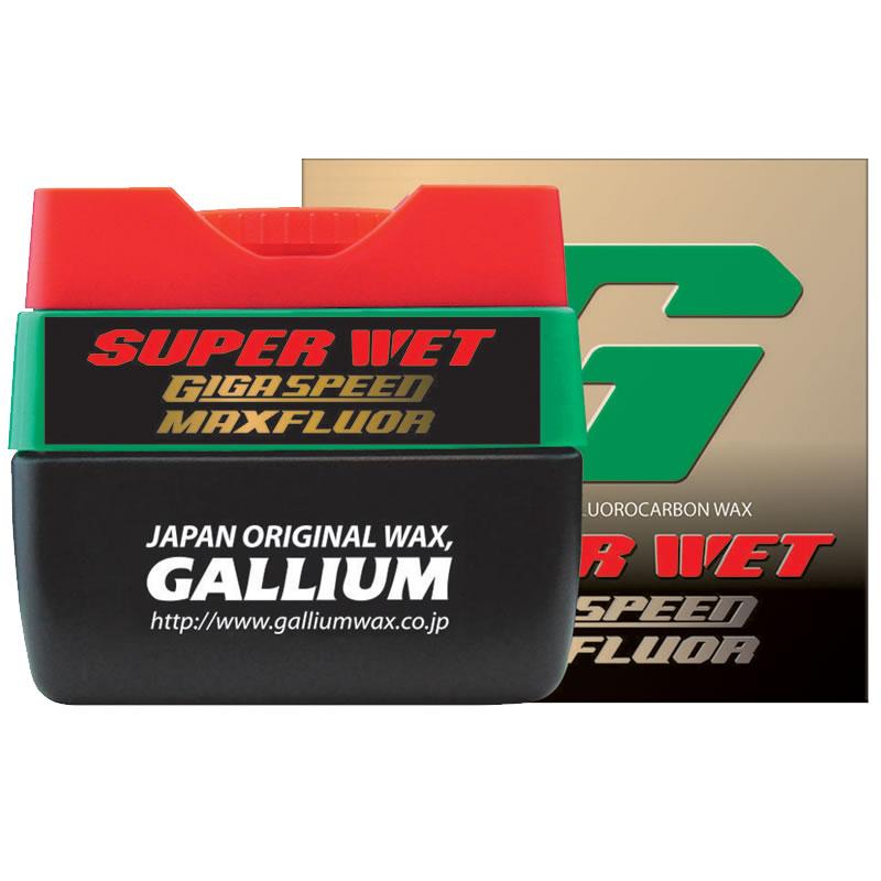 15%OFF 19/20 ガリウム GIGA SPEED Maxfluor SUPERWET(30ml) GS3303 【店頭受取対応商品】【ラッキーシール対応】