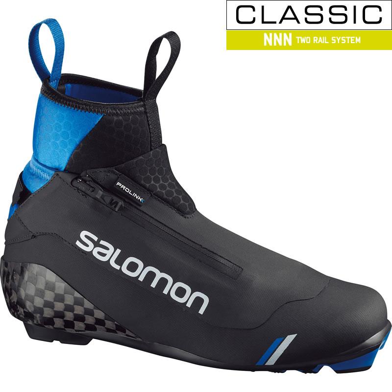 【予約】【NNN】19/20 SALOMON S/RACE CLASSIC PROLINK L40868700 サロモン ブーツ クラシカル クロスカントリースキー [XCSKI19] 【店頭受取対応商品】【ラッキーシール対応】