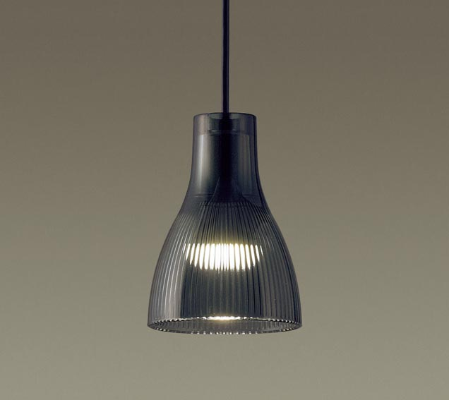 (直付)LEDペンダント LGB15012Z (電球色)(スモーク一部リブ入)(電気工事必要)パナソニック Panasonic