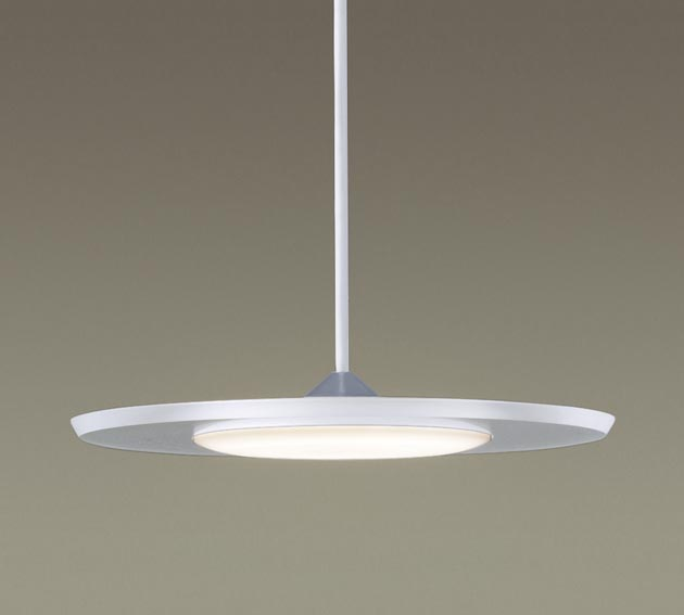 (ライコン別売)LEDペンダント(電球色)LGB15555LB1(クローム仕上)(ダクトレール不可・電気工事必要)パナソニックPanasonic