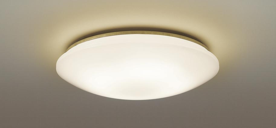 LEDシーリング(~12畳)(単色:電球色)#LGBZ3358K(カチットF)パナソニックPanasonic