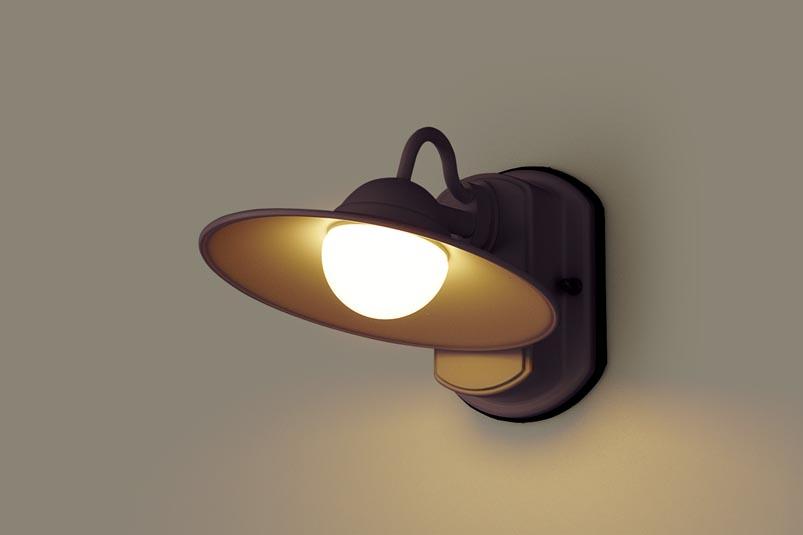 誕生日プレゼント 国内送料無料 特別販売価格 LEDポーチライトLGW80245LE1 電気工事必要 パナソニックPanasonic