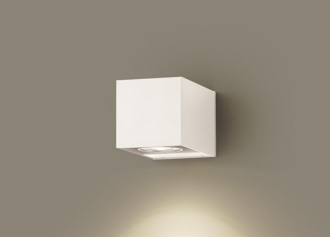 (防雨型)LEDブラケット(電球色)LGW80622LE1(ホワイト)(電気工事必要)パナソニックPanasonic