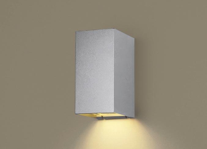 LEDポーチライトLGW81566SF(シルバーメタリックレザーサテン)(電気工事必要)Panasonicパナソニック