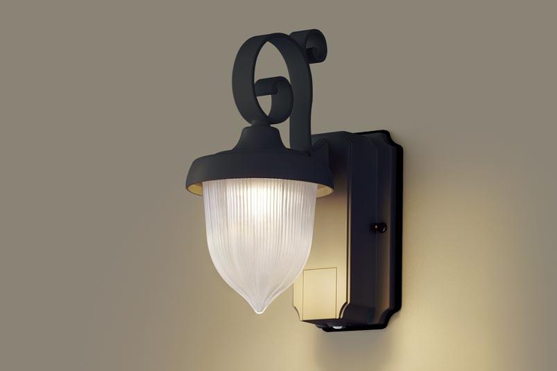 LEDセンサー付ポーチライトLGWC80236LE1(電気工事必要)パナソニックPanasonic