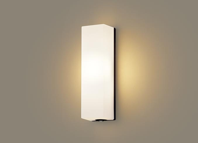 FreePa(フラッシュ)LEDポーチライト(電球色)LGWC81271LE1(オフブラック)(電気工事必要)パナソニックPanasonic