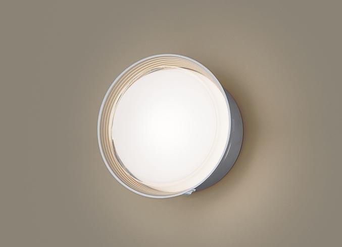 FreePa(フラッシュ)LEDポーチライト(電球色)LGWC81311LE1(シルバーメタリック)(電気工事必要)パナソニックPanasonic