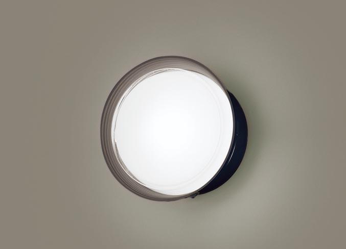 FreePa(フラッシュ)LEDポーチライト(昼白色)LGWC81332LE1(オフブラック)(電気工事必要)パナソニックPanasonic