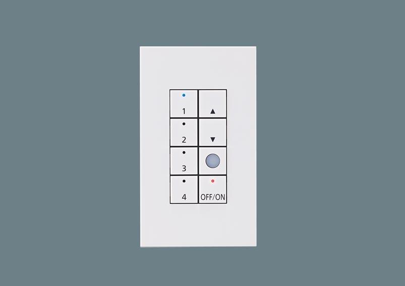 [電気工事必要]NK28814 ライトマネージャーFx専用システムアップ子器(シーン選択子器)パナソニックPanasonic
