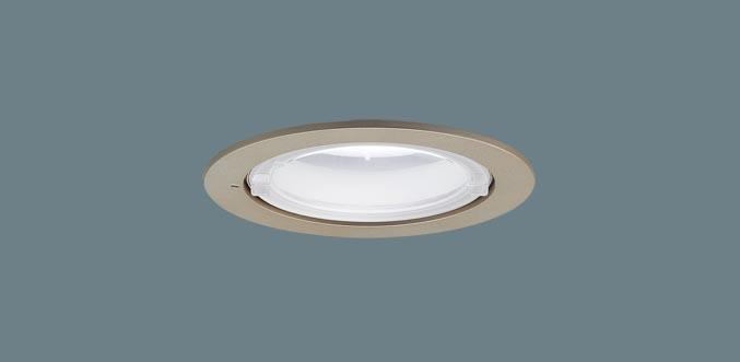 パナソニック 軒下用ダウンライト(防湿型・防雨型)XLGW73420CB1(本体:LGW79909+ランプ:LLD4000NCB1)LED(80形)拡散(昼白色)(電気工事必要)Panasonic