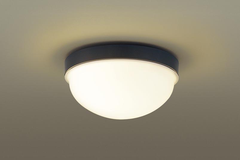 パナソニック (直付)小型シーリング LGW50633F(防湿型・防雨型)LED (電球色)(電気工事必要)Panasonic