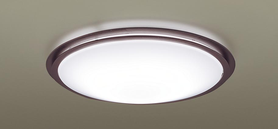 αパナソニック シーリングライト LGBZ3562(LED) 12畳用(調色)(カチットF) Panasonic