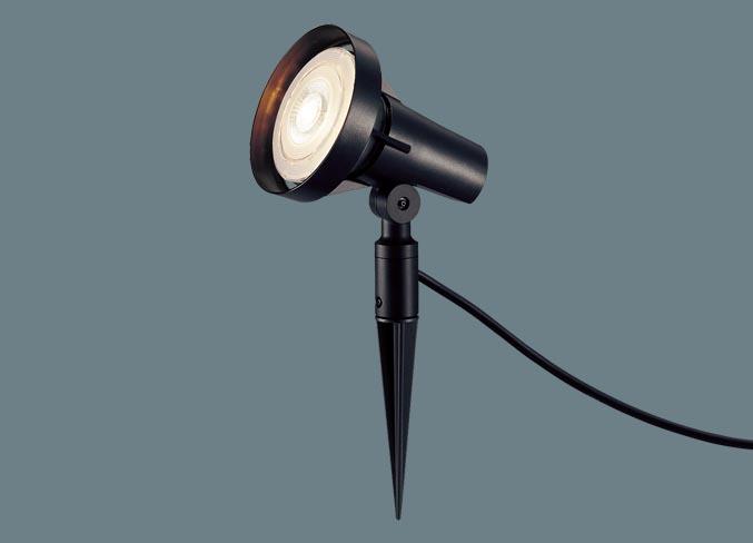 スポットライト(防雨型) LGW40124(LED) (150形)電球色(電源プラグ付)パナソニック Panasonic