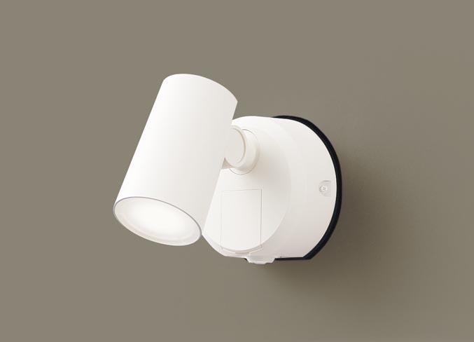 LED スポットライト(防雨型) LGWC40387LE1 FreePaセンサ付フラッシュ ホワイト温白色(電気工事必要)パナソニック Panasonic