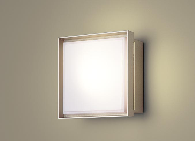 ポーチライト(防雨型) LGWC85021YF(LED) FreePaセンサ付省エネ点灯型(40形) 電球色(電気工事必要)パナソニック Panasonic