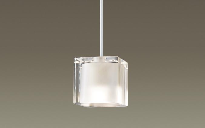 (直付)LED小型ペンダントLGB10441LE1(透明・一部つや消し)(ダクトレール不可・電気工事必要)パナソニックPanasonic