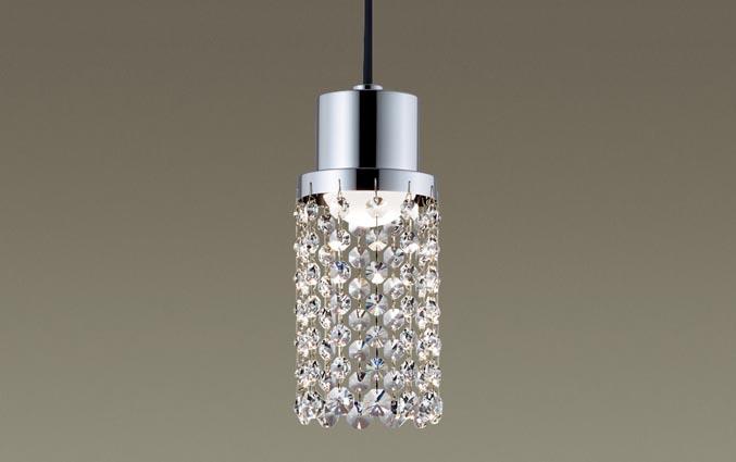 (直付)LEDペンダントLGB10887LE1透明クリスタルガラス(ダクトレール取付不可:電気工事必要)パナソニックPanasonic