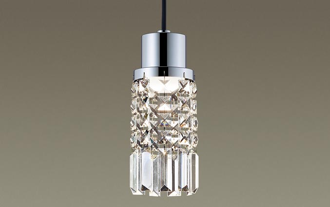 (ダクトレール用)LEDペンダント*LGB11086LE1透明カットガラスパナソニックPanasonic
