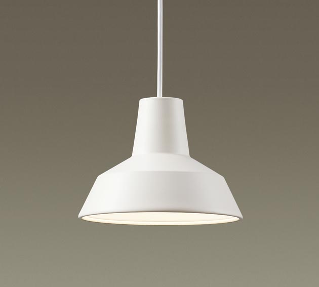 (直付)LEDペンダント LGB15021WF (電球色)(ホワイト)(電気工事必要)パナソニック Panasonic
