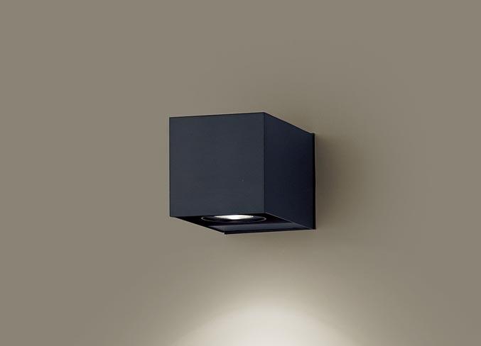 (防雨型)LEDブラケット(温白色)LGW80634LE1(ブラック)(電気工事必要)パナソニックPanasonic