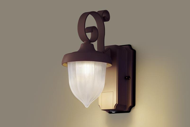 LEDセンサー付ポーチライトLGWC80235LE1(電気工事必要)パナソニックPanasonic
