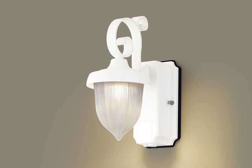LEDセンサー付ポーチライトLGWC80237LE1(電気工事必要)パナソニックPanasonic