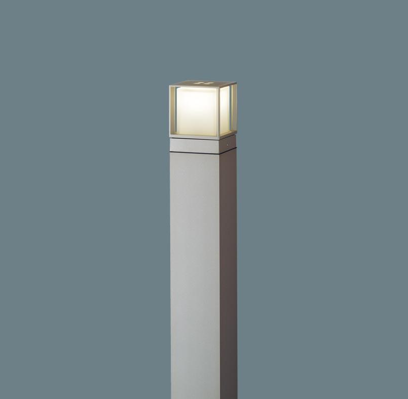 LEDエントランスライトXLGE540YHZ(LGW45540YZ+HK25085Y)(プラチナメタリック)(電気工事必要)Panasonicパナソニック