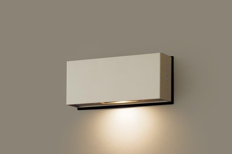 パナソニック 表札灯(防雨型)LGW46151LE1(LED) (10形)(電球色)(電気工事必要)Panasonic