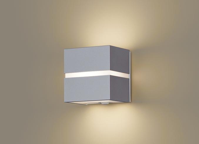 パナソニック ポーチライト(防雨型)LGWC80361LE1(LED) (40形)(電球色)・ひとセンサー(電気工事必要)Panasonic