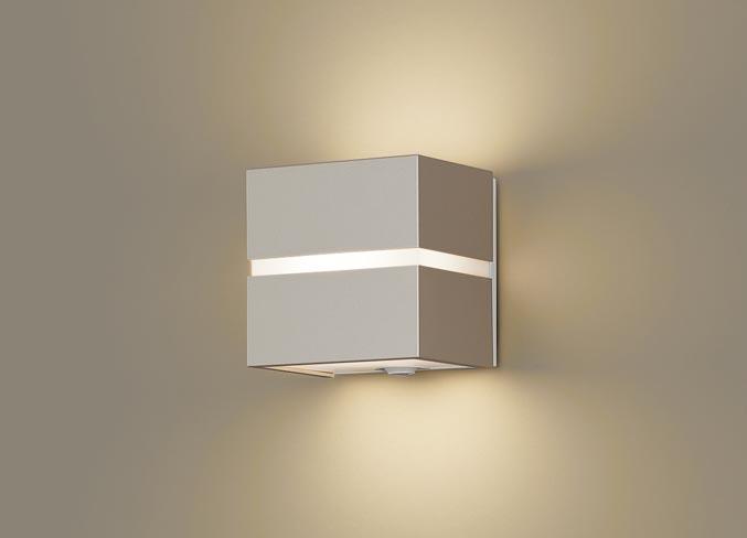 パナソニック ポーチライト(防雨型)LGWC80364LE1(LED) (40形)(電球色)・ひとセンサー(電気工事必要)Panasonic