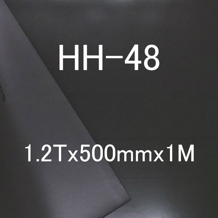 日本メーカー新品 最安値挑戦 各種パッキン試作作成用材料 ロジャースイノアック社製 ポロン 1.2Tx500mmx1M巻 HH-48