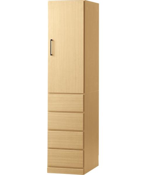 壁面を収納スペースにできるブレザータンス(アーデル 40B NA) ニトリ 【完成品・配送員設置】 【5年保証】