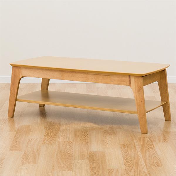 棚付きのテーブルになるこたつ(タナコタC 105 LBR) ニトリ 【玄関先迄納品】 【5年保証】