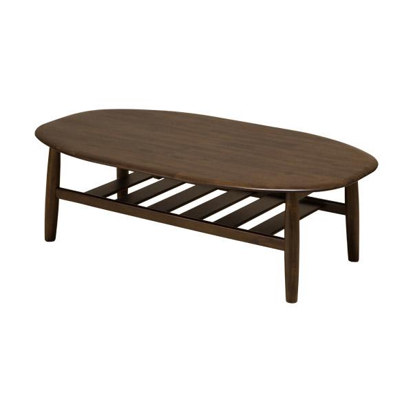棚付センターテーブル(カシア) ニトリ 【玄関先迄納品】 【5年保証】